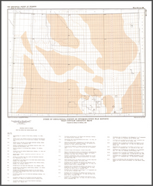 Index of Geological Survey of Wyoming Open File Reports that Contain Geologic Maps (1985)