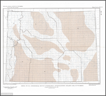 Index to U.S. Geological Survey Hydrologic Investigations Atlases (HA) in Wyoming (1984)