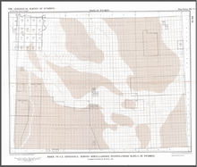 Index to U.S. Geological Survey Miscellaneous Investigations Maps (I) in Wyoming (1983)