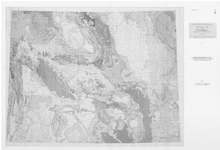 Geologic Map of Wyoming (Rearranged and Reproduced from the 1955 Geologic Map of Wyoming, U.S. Geological Survey) (1980)