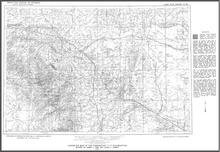 Landslide Map of the Torrington 1° x 2° Quadrangle (1991)