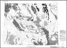 Planning-Guide Map for Radon Studies in Wyoming (1986)