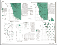 Johnson County, Wyoming: Geologic Map Atlas and Summary of Land, Water and Mineral Resources (1976)