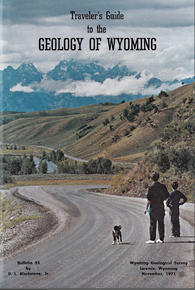 Traveler's Guide to the Geology of Wyoming (1971)