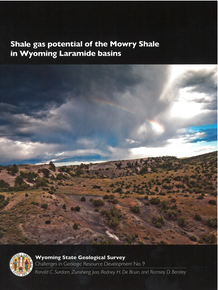 Shale Gas Potential of the Mowry Shale in Wyoming Laramide Basins (2010)