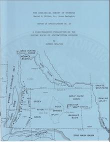Stratigraphic Evaluation of the Eocene Rocks of Southwestern Wyoming (1980)