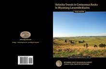 Velocity Trends in Cretaceous Rocks in Wyoming Laramide Basins (2012)