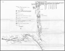 Preliminary Geologic Map of the Snowbird Gold Mine (1985)