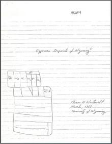 Gypsum Deposits of Wyoming (1969)