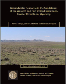 Groundwater Response in the Sandstones of the Wasatch and Fort Union Formations, Powder River Basin, Wyoming (2017)