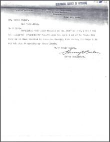 Preliminary Report on Coal Lands of La Prele Oil Company, Converse County, Wyoming (1903)
