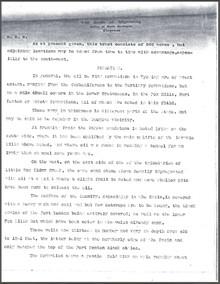 Preliminary Report on Oil Lands of La Prele Oil Company, Converse County, Wyoming (1903)