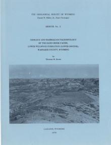 Geology and Mammalian Paleontology of the Sand Creek Facies, Lower Willwood Formation (Lower Eocene), Washakie County, Wyoming (1979)