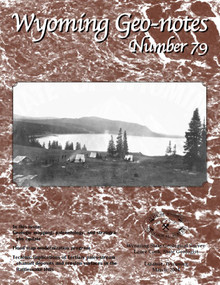 Wyoming Geo-Notes—Number 79 (2004)