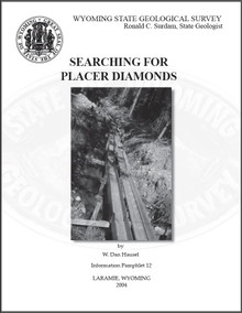 Searching for Placer Diamonds (2004)