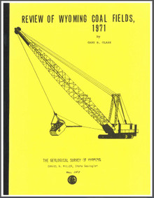 Review of Wyoming Coal Fields, 1971 (1972)