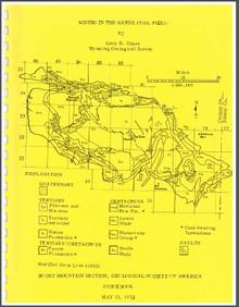Mining in the Hanna Coal Field (1972)