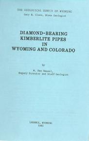 Diamond-Bearing Kimberlite Pipes in Wyoming and Colorado (1985)