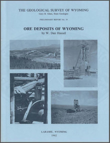 Ore Deposits of Wyoming (1982)