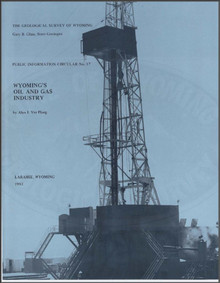 Wyoming's Oil and Gas Industry (1982)