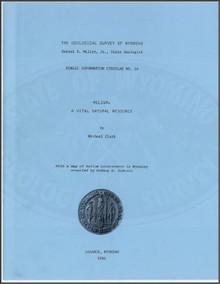 Helium: A Vital Natural Resource (1981)