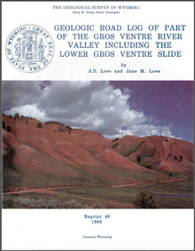 Geologic Road Log of Part of the Gros Ventre River Valley Including the Lower Gros Ventre Slide (1988)