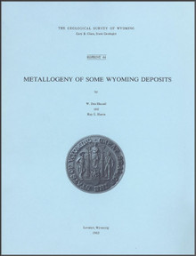 Metallogeny of some Wyoming Deposits (1983)