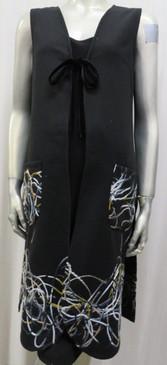 Style # 823 Long vest