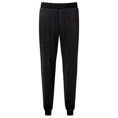 Lined Cupro Sweatpants