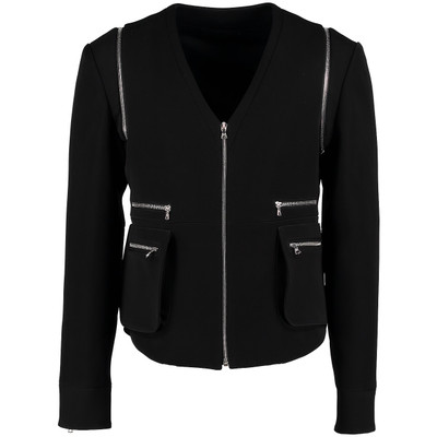 Convertible Zip Jacket, Neoprene