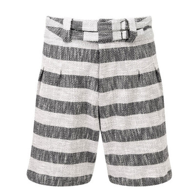 Striped Bermuda Short
