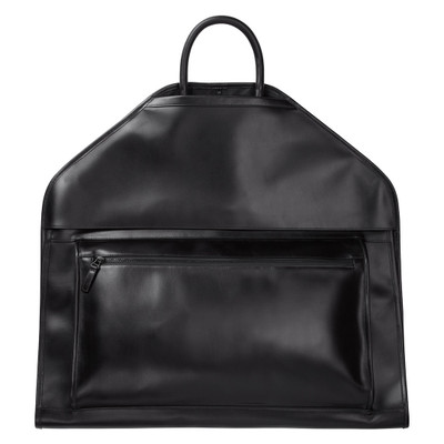 Bashir Leather Garment Bag