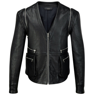 Convertible Zip Jacket