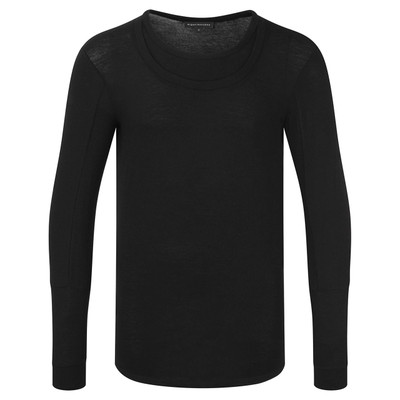 Double Crew Neck Shirt