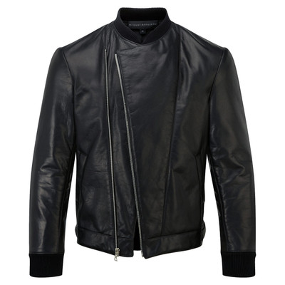 Mikus Leather Biker Jacket