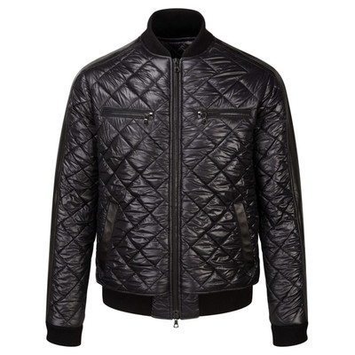 Byron Quilted Jacket