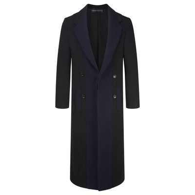 Bolles Wool Coat