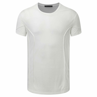 Rex Cotton Cashmere TShirt, White