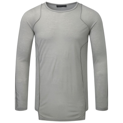 Inverted Symmetrical T-Shirt, Grey