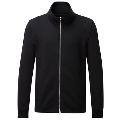 Zipper Sweat Jacket