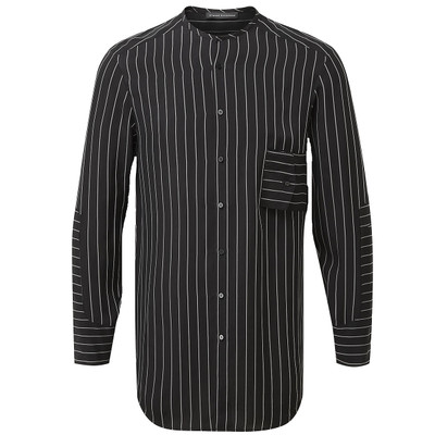 Stripe Lounge Shirt