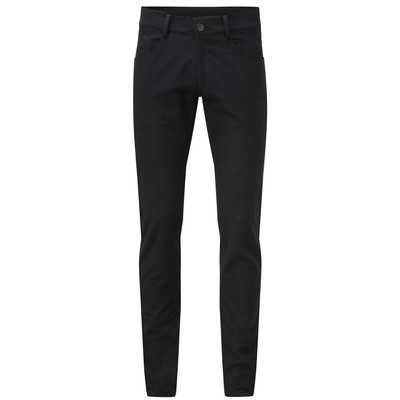 Stretch Denim Slim-Fit Jean, Black