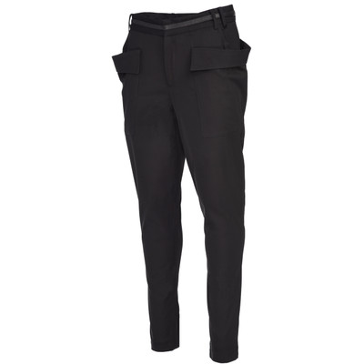 Pouch Pockets Tailored Trouser