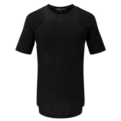 Symmetrical T-Shirt,  Black
