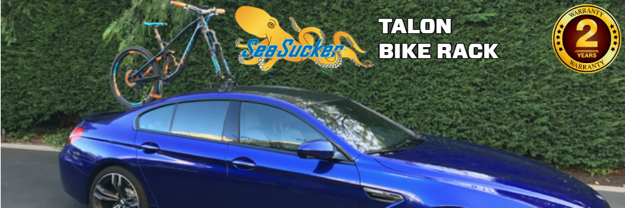 SeaSucker Talon Bike Rack Banner