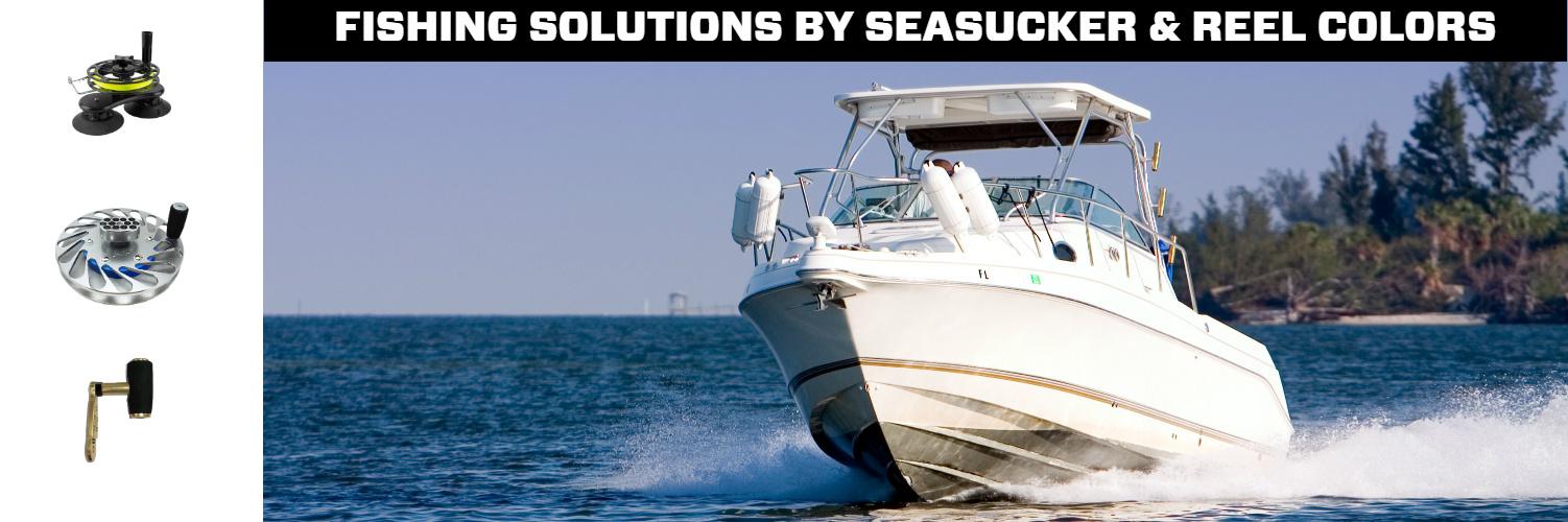 Reel Colors & SeaSucker Fishing Solutions