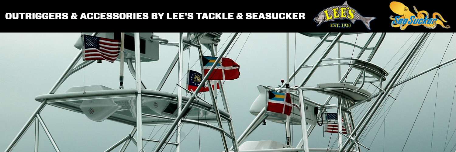 SeaSucker Down Under Outriggers & Accessories