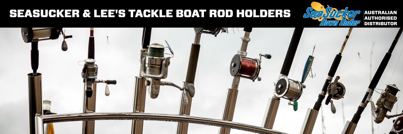 SeaSucker Down Under Boat Rod Holders