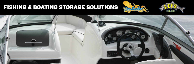 SeaSucker Down Under Storage Solutions