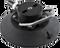 152 mm SeaSucker Black Vacuum Mount with Aluminium Handle